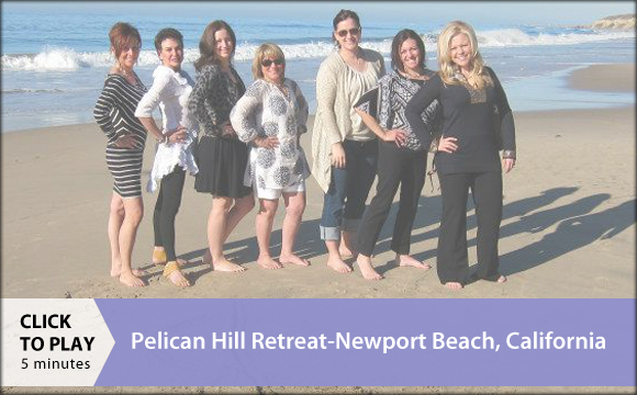 Pelican Hill Retreat video