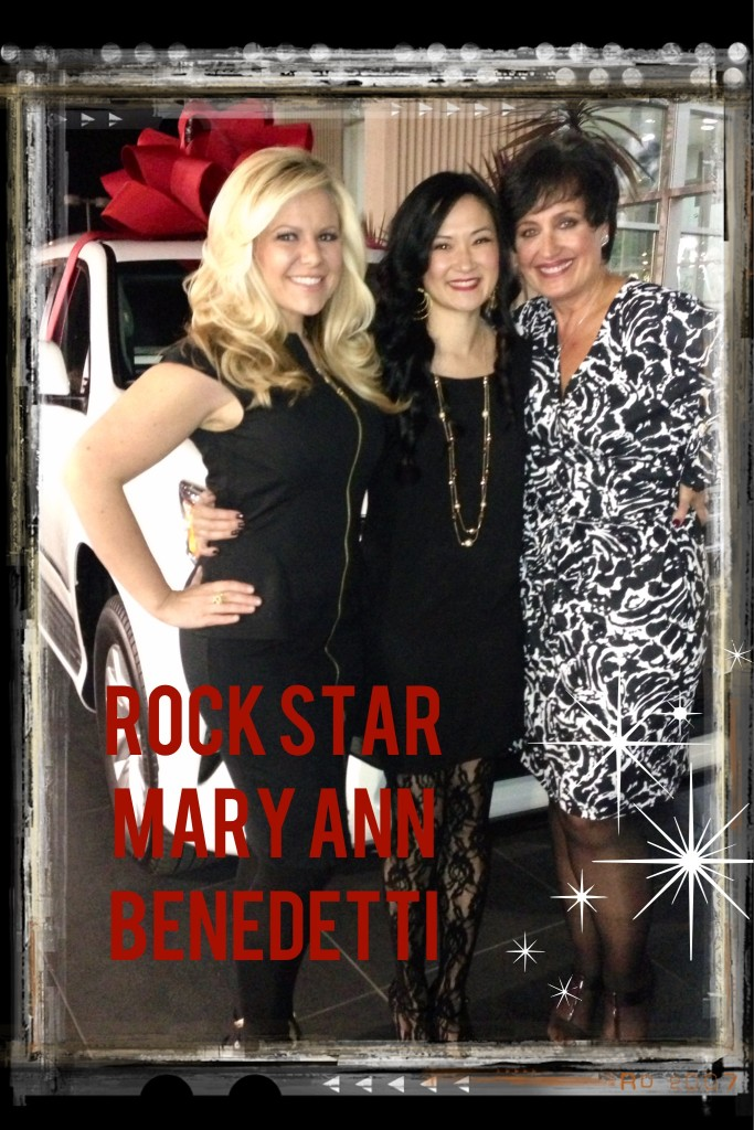 MARY ANN BENEDETTI RODAN AND FIELDS