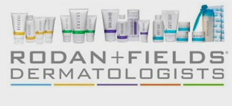 Rodan and Fields logo and products