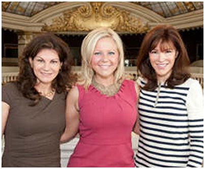 Sarah Robbins with Drs. Rodan and Fields